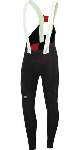 Sportful R&D Miehet Bib-pyöräilyhousut , musta